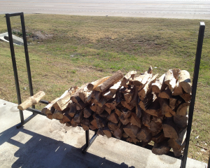 all of our racks keep your firewood 12 inches from the ground to avoid termites and keep wood dryer - Firewood Racks